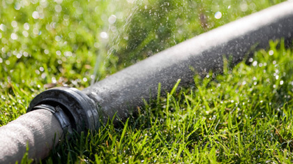 maintenance for irrigation systems Hampshire